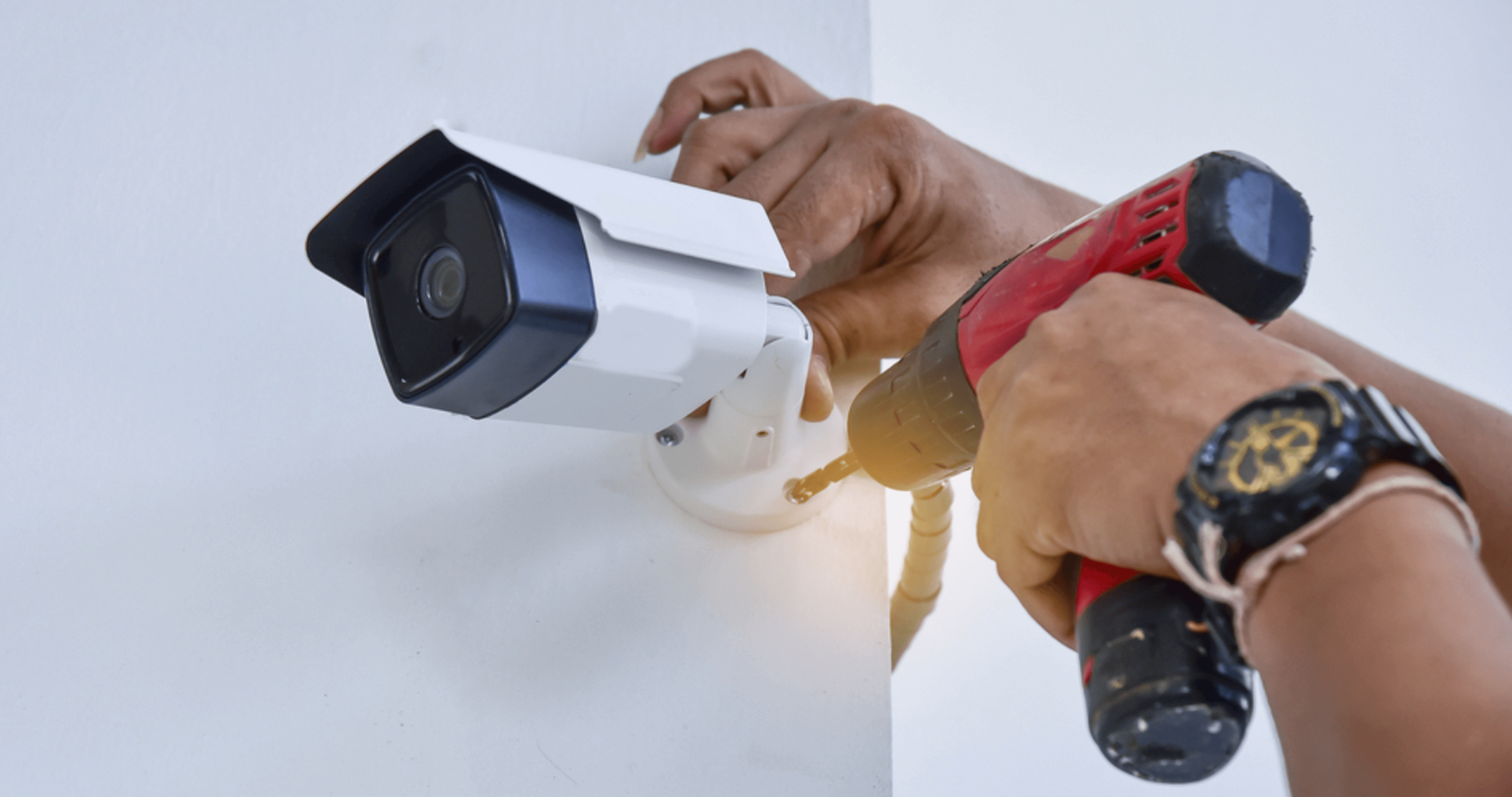 Security Camera Installation Services auckland